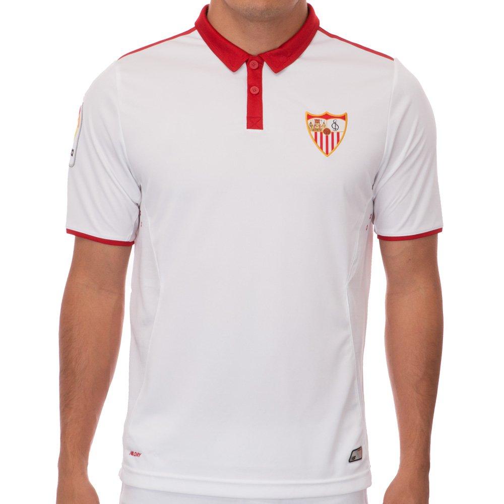 Nueva Temporada Sevilla FC Sergio Coke Vicente iborra Home Jersey ...