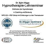 Hypnotherapie-Lehrseminar. Methoden der Hypnose in Coaching und Beratung (Audio-CD)