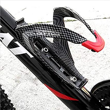 Carbon Fiber Cycling Drinks Holder Road Bicycle Bike Water Bottle Rack Cage