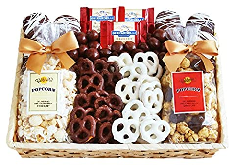 California Delicious Crunch Time Sweet Snacks Gift Set ()