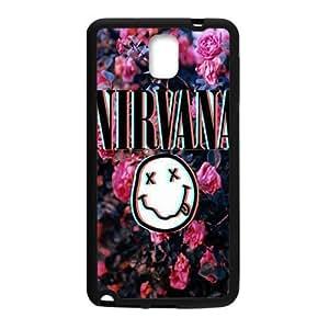 SKULL nirvana Phone Case for Samsung Galaxy Note3