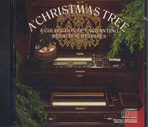 A Christmas Tree: A Collection of Enchanting Music Box Melodies (Sound Christmas File)