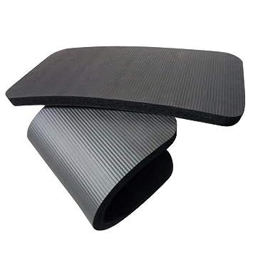 Amazon.com: Yoga Mats Cushion Workout Knee Wrist Elbow Pad ...