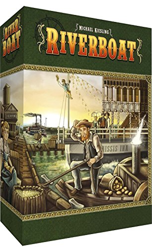 SD Games - Riverboat - Mississippi Riverboat