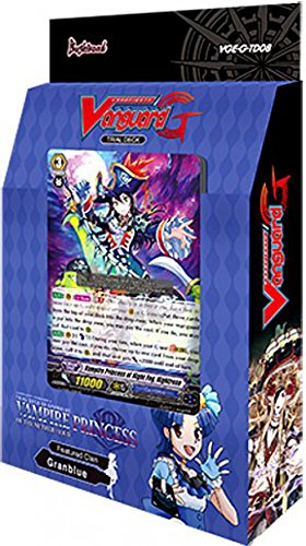 vanguard g deck  : Cardfight Vanguard Vampire Princess of The Nether Hour G ...