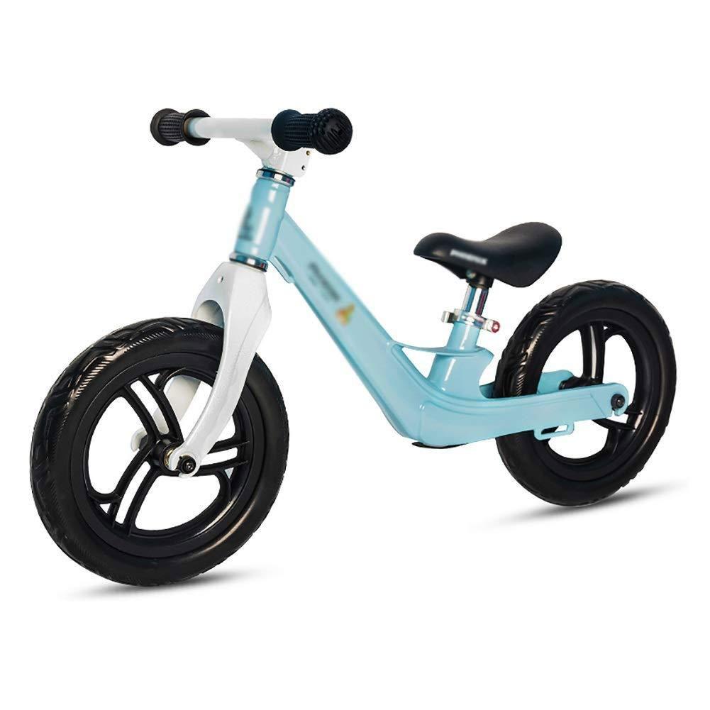 TONGSH 子供のためのバランスバイク、調節可能なハンドルバーとシート、26歳の幼児ウォーキング自転車なしペダルトレーニング子供サイクルなし   B07PW7VV76