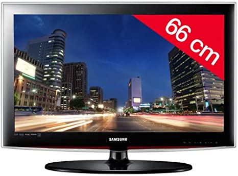 Samsung LE26D450 26Zoll Full HD – Televisor LCD (66 cm (26 Pulgadas), Full HD, 1920 x 1080 Pixeles, 50 Hz): Amazon.es: Electrónica