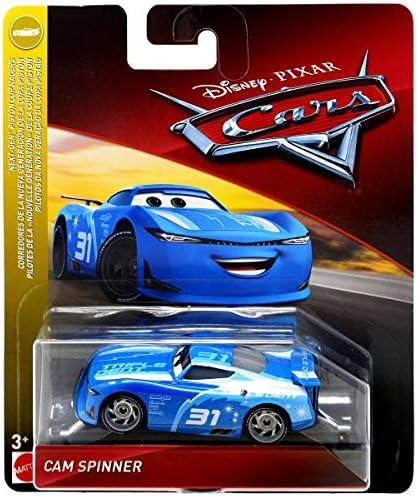 [해외]DisneyPixar Cars Die-Cast CF 캐릭터 자동차 33 자동차 / Disney Pixar Cars Cam Spinner