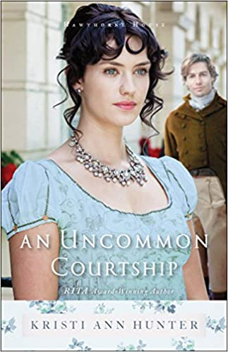 Book An Uncommon Courtship (Hawthorne House)
