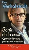 Sortir de la crise par Verhofstadt