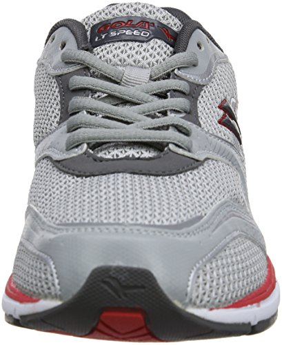 Silver Gola Sneakers Red Fitness Speed Grey LT Mens xqx7wHp