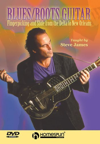 Blues-Roots Guitar: Fingerpicking and Slide from the Delta to New Orleans (January 01,2010)