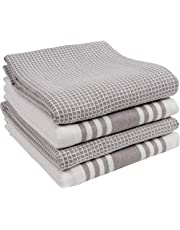 KAF Home Absorbent, Durable, Soft, and Beautiful Kitchen Towels | Perfect for Kitchen Messes and Drying Dishes