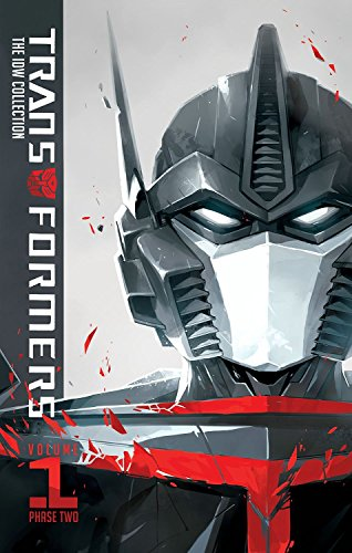 Transformers: IDW Collection Phase Two Volume 1 from IDW Publishing