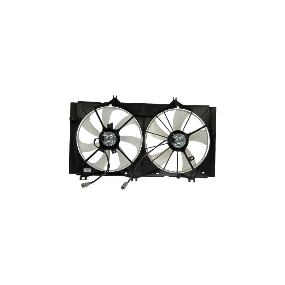 Dorman 621 411 Dual Fan Assembly