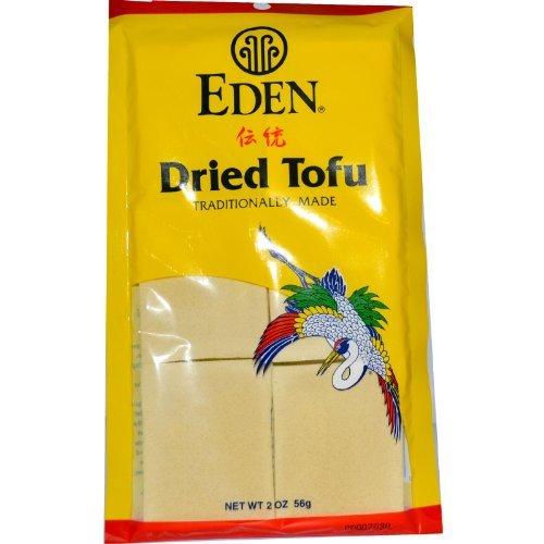 Eden Foods Dried Tofu -- 2 oz