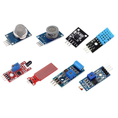 Kookye in smart home sensor modules kit for arduino