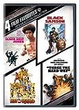 4 Film Favorites: Urban Action (Black Belt Jones, Black Samson, Hot Potato, Three the Hard Way)