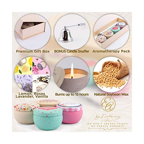 Evelyne-Aroma-Natural-Scented-Tin-Candles-Gift-Set-Aromatherapy-Candles-Set-of-4-Scented-Candles