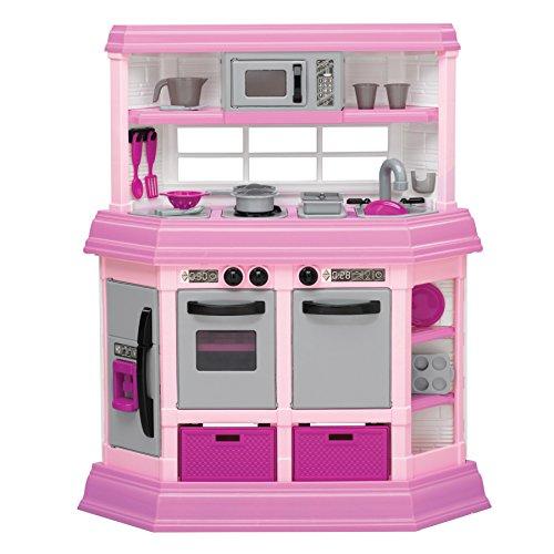 22 Piece Custom Kitchen Set, Kids Play Kitchen Set