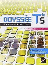 Odyssée Maths Terminale S enseignement spécifique éd. 2012 - Manuel de l'élève (format compact): Manuel de l'élève Format Compact