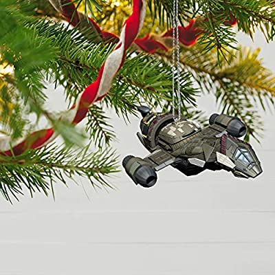 Hallmark Firefly Serenity Ornament with Light Sci-Fi,Movies & TV