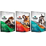 chicken and duck talk - Nulo Freestyle Grain Free Dog Jerky Treat Variety Pack (3 Pack)
