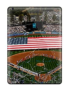 6498473K371378019 los angeles dodgers MLB Sports & Colleges best iPad Air cases