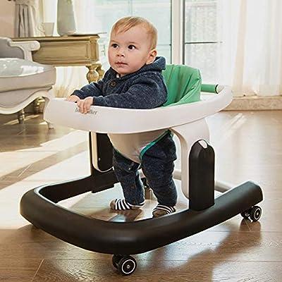 DFSSD Andador Basic Plus,Primeros Pasos Bebé Andadores, 6 Alturas ...