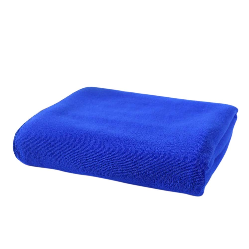 300700mm Microfiber Quick Dry Magic Bath Towel Light and Compact Swimming Beach Washcloth Soft Absorbent Car Cleaning Towel