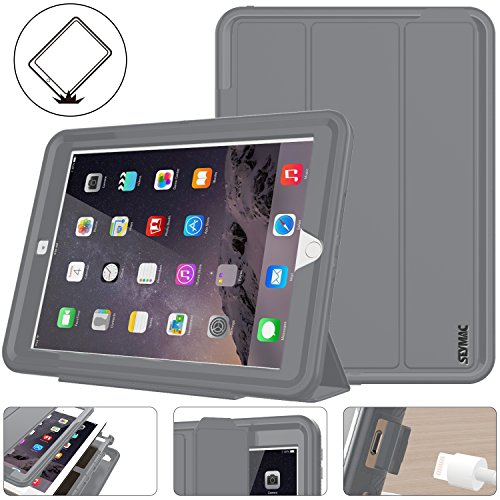 iPad Case,New iPad 2017 9.7 inch Case Smart Magnetic Auto Sl