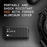 WD_Black 2TB P50 Game Drive Portable External