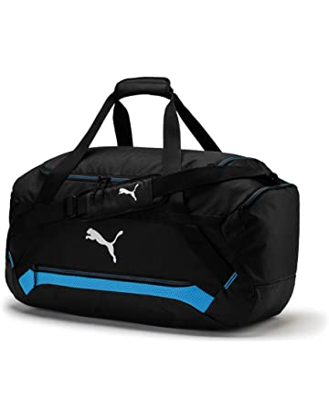 6e58390f6e Puma Final Pro Medium Bag Sporttasche Schwarz-Azurblau
