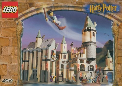 Lego Harry Potter: Hogwarts Castle Set (4709)