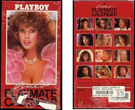 - Playboy 1988 Video Playmate Calendar