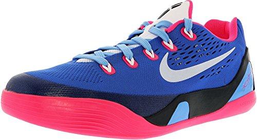 Kid de Nike Kobe Ix Em Gs, Hyper rosa / blanco de cobalto-hiper HYPER PINK/WHITE-HYPER COBALT