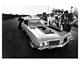 1970 Oldsmobile 442 and Dr. Oldsmobile Automobile Photo Poster