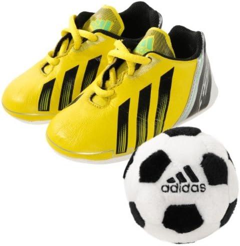 Adidas F50 adizero Crib Baby Toddler Shoes (1k (6-9 months ...