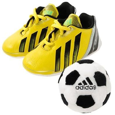 5068221b769af Adidas F50 adizero Crib Baby Toddler Shoes (2k (9-12 months)