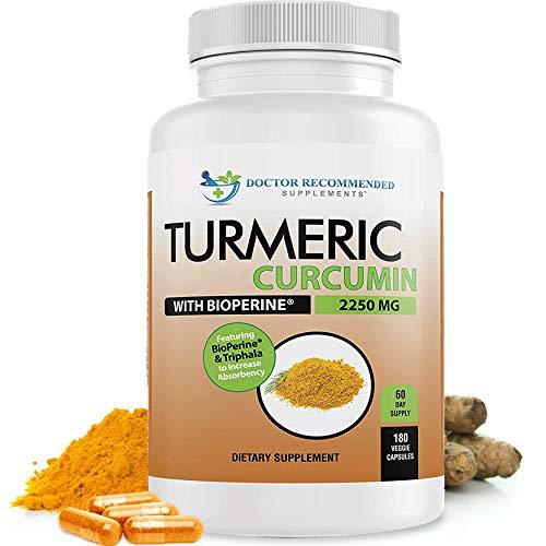 Turmeric Curcumin 2250mgd Veggie