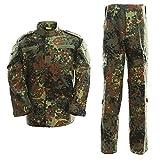 The Mercenary Company BDU Combat Pants + Jacket Set 65/35 NYCO Fabric