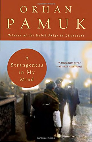 A Strangeness in My Mind: A novel (Vintage International)