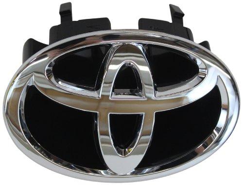 TOYOTA Genuine 75301-AE010 Emblem Sub-Assembly (Logo Toyota Sienna)