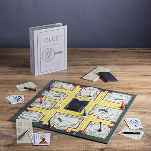 Amazon Clue Linen Book Vintage Edition Board Game Toys Games