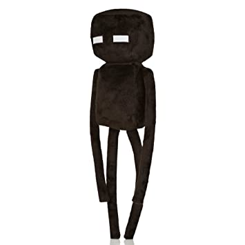 Minecraft 5950 17 Inch Enderman Plush Toy Amazon Co Uk Toys Games