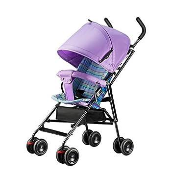 WF-BIKE BIKE Baby Trolley Baby Luz paraguas coche lleno de sombra transpirable fácil de
