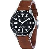 Spinnaker Cahill Vintage Diver SP-5033-01 Watch | Black