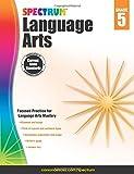 Spectrum Language Arts, Grade 5, , 148381209X