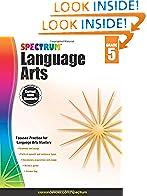 #10: Spectrum Language Arts, Grade 5