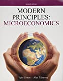 img - for Modern Principles: Microeconomics 2nd edition by Cowen, Tyler, Tabarrok, Alex (2011) Paperback book / textbook / text book